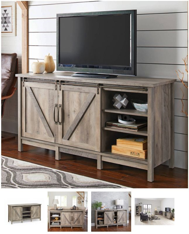 Details About 62 Inch Tv Stand Media Console Electric Entertainment