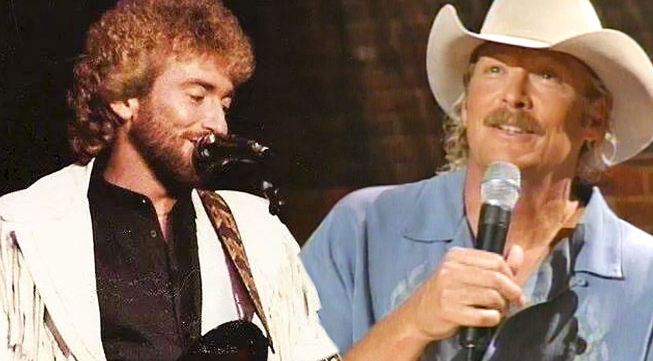 Alan Jackson & Keith Whitley Singing 'There's A New Kid In Town'   New kids, Jackson, Country ...
