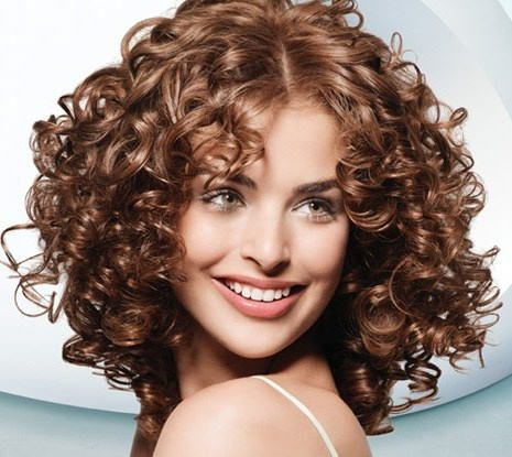 Loose Spiral Perm on Pinterest | Spiral Perms, Permed Long Hair and ...