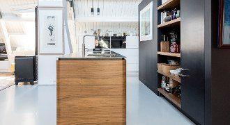 Keukenkast Op Maat : Keuken op maat door nieuwamsterdamsontwerp.nl keuken eiland
