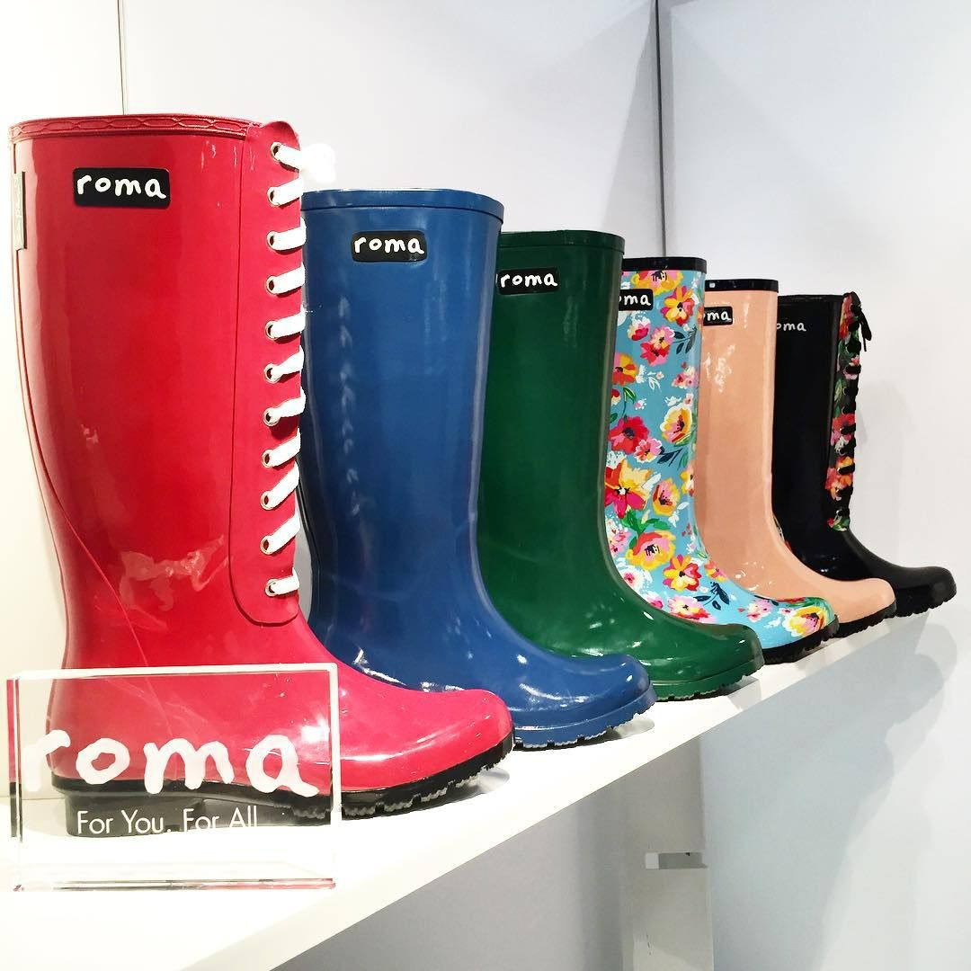 Coming to Nordstrom this Fall!! #romaboots #foryouforall #fnplatform #vegas #nordstrom #liveoriginal #rainboots #givingpovertytheboot