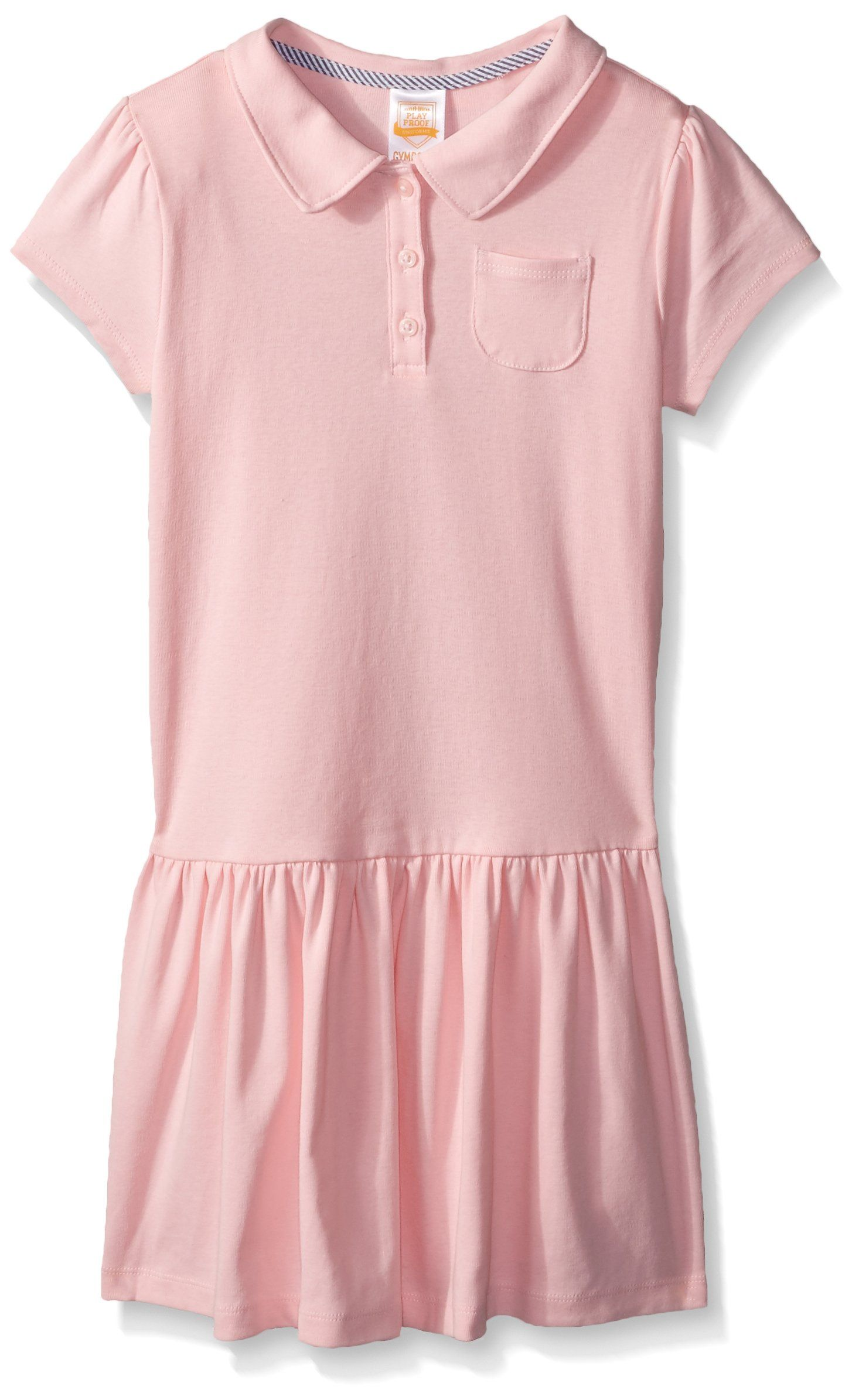 Pink Polo Shirts For Toddlers