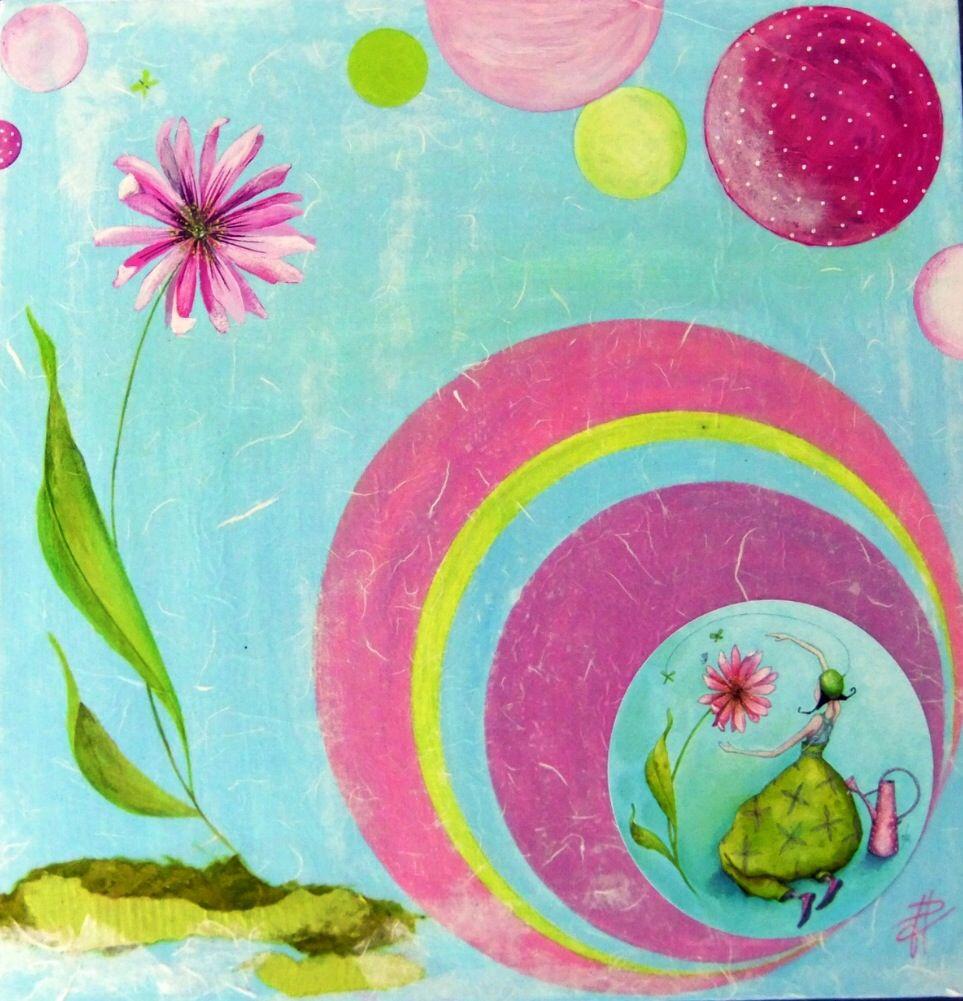 Gaelle Boissonard Dessin Artwork Gaelle