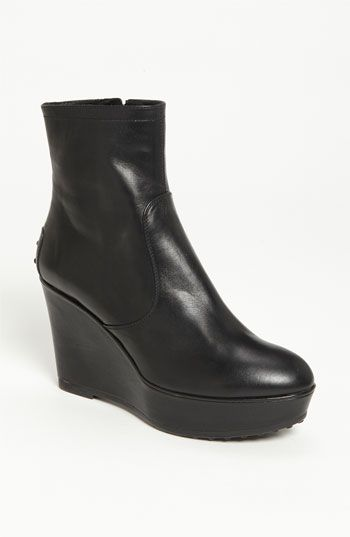 a47662ff35a Tod's Wedge Ankle Bootie | Nordstrom | Clothing & Accesories ...
