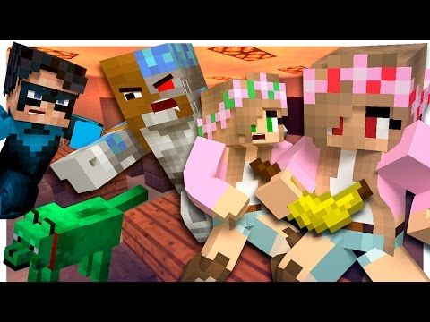Evil Little Lizard Gaming Hijack MInecraft School! - YouTube