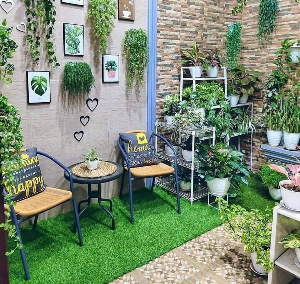 30 Contoh Gambar Taman Rumah Minimalis Yang Mungil Sederhana Tapi Cantik Inspirasi Taman Rumah Minimalis Taman