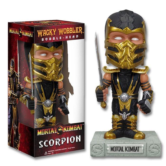 Funko Wacky Wobbler Ant-Man Yellow Jacket Yellowjacket Vinyl Figure NIB