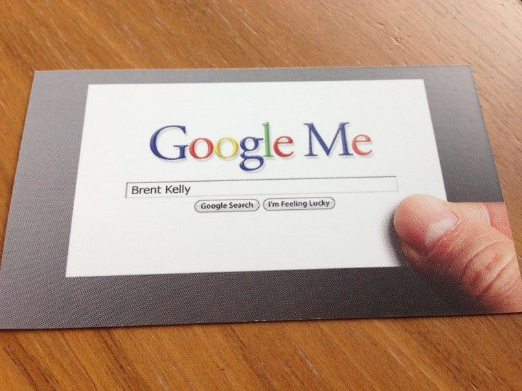 This Is My Current Business Card If Your Going To Talk The Talk