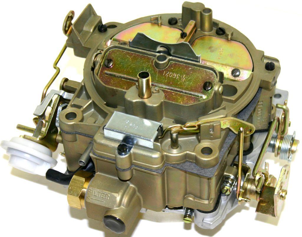 Gm Quadrajet Rebuilding Service Carburetor Automotive Mechanic Rochester