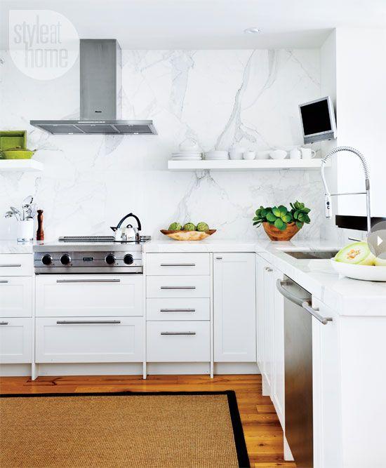 Condo Kitchen Remodel Interior: Interior: Chic Modern Condo