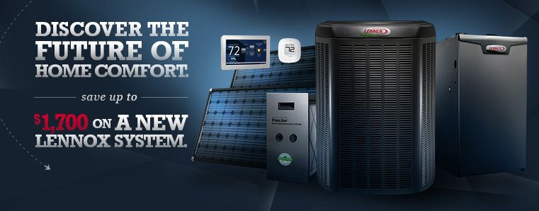 Discover The Future Of Home Comfort Save Up To 1700 On A New