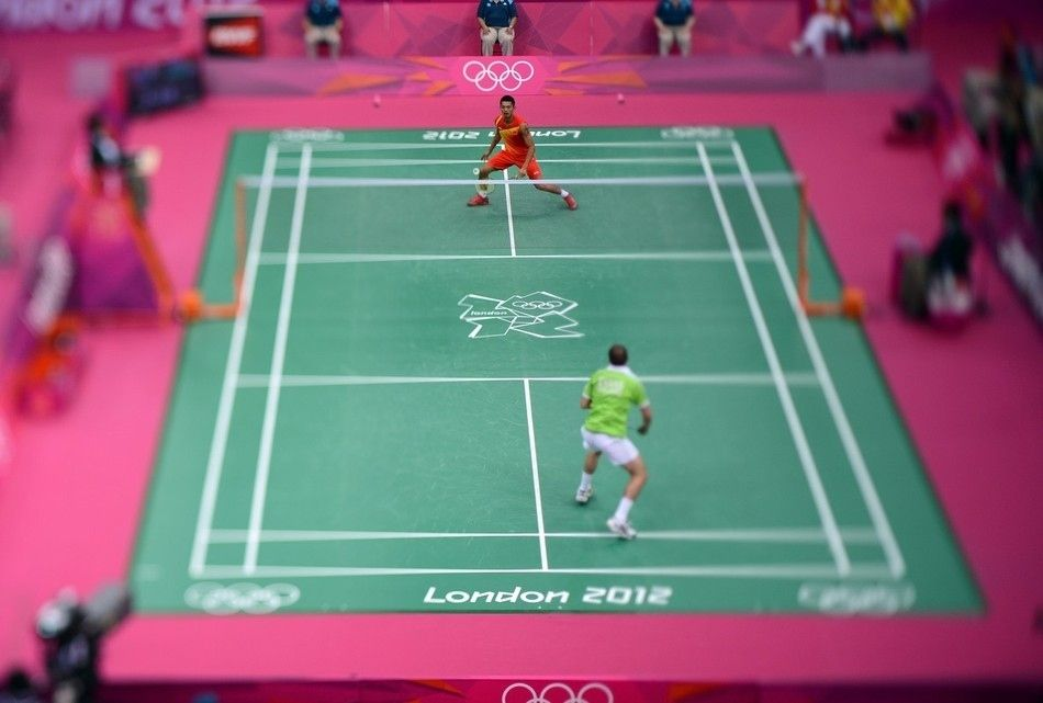 13 Stunning Examples Of Tilt Shift Photography At The London Olympics Tilt Shift Photography Tilt Shift Tilt Shift Photos