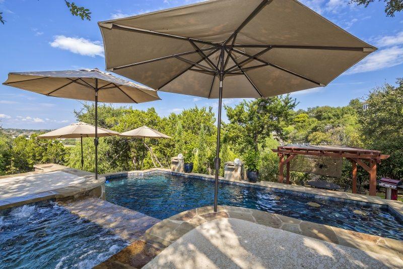 Austin Custom Pool Photo Gallery Luxury Signature Pools