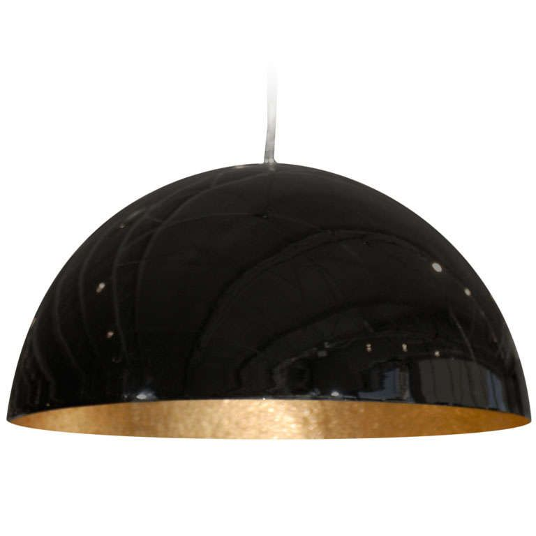 Dome Light Fixture Best 3 Black Pendant