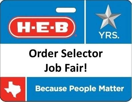 H E B Careers Fans Our Warehouse In San Antonio Is Hosting