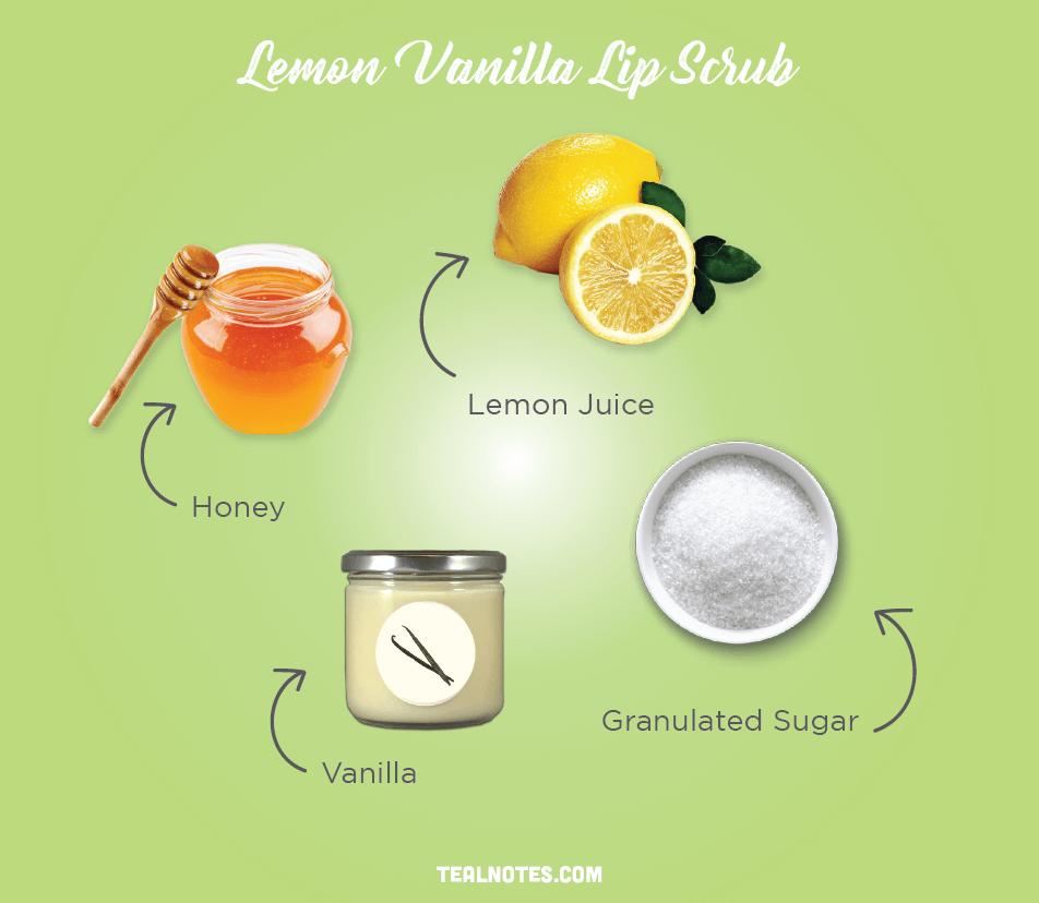 DIY Lip Scrub: 27+ Easy Homemade Lip Scrub Recipes #lipscrubs