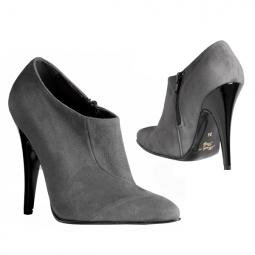 Diamond Shoes Leather Ankle Boots | Untergrößen Schuhe
