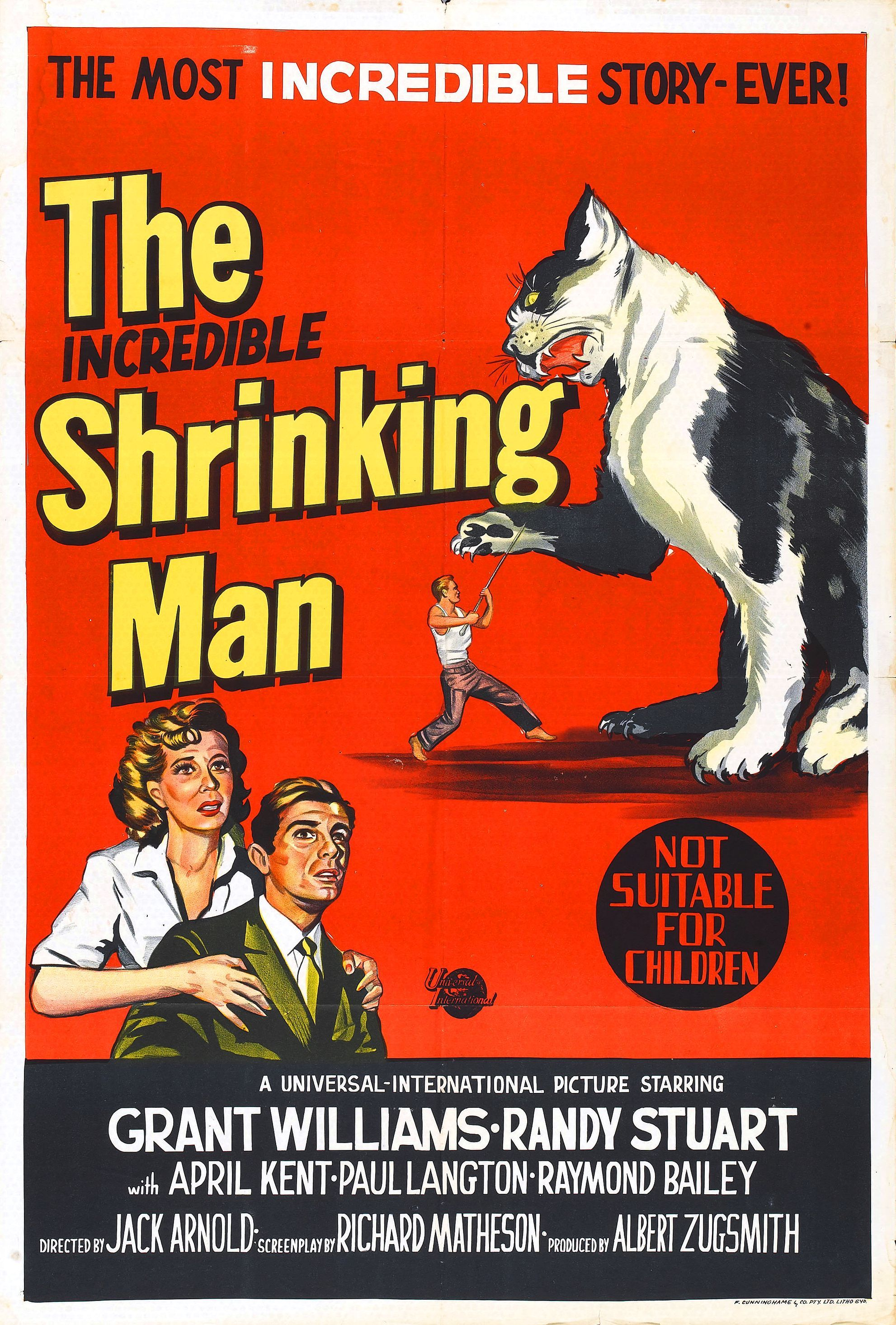 The Incredible Shrinking Man (1958)