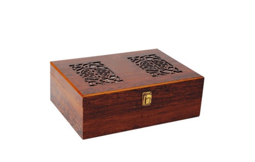Chinese Region Wooden Packing Box 1