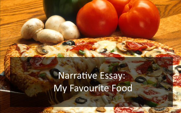 essay on my favourite food