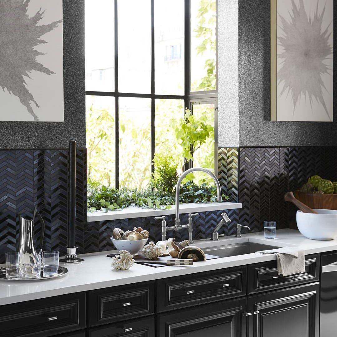 Garden Kitchen Windows Bay Window Above Kitchen Sink: Https://www.instagram.com/p/BLXNOGAFf9N/