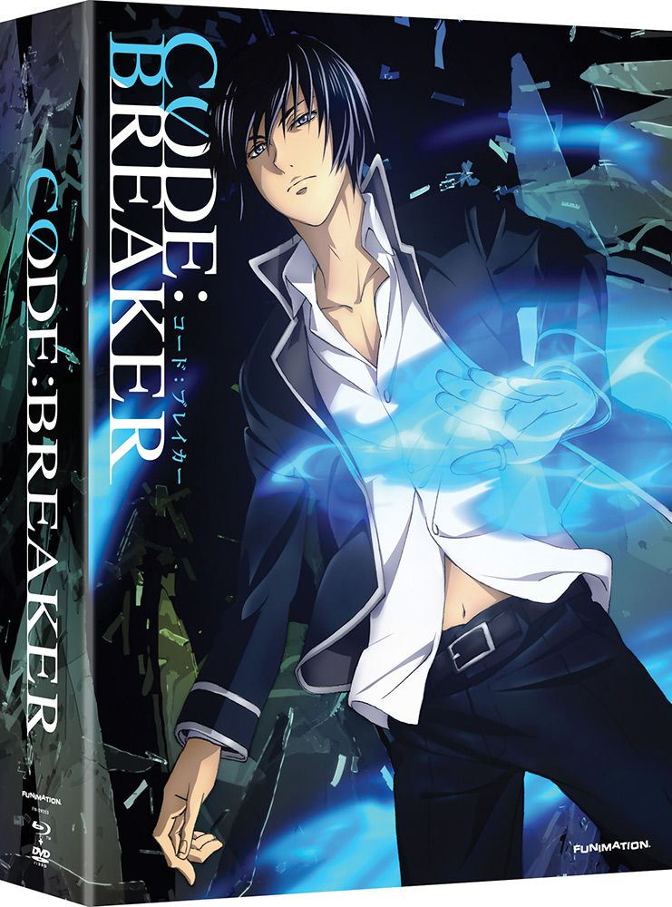 Codebreaker dvdbluray complete series hyb limited