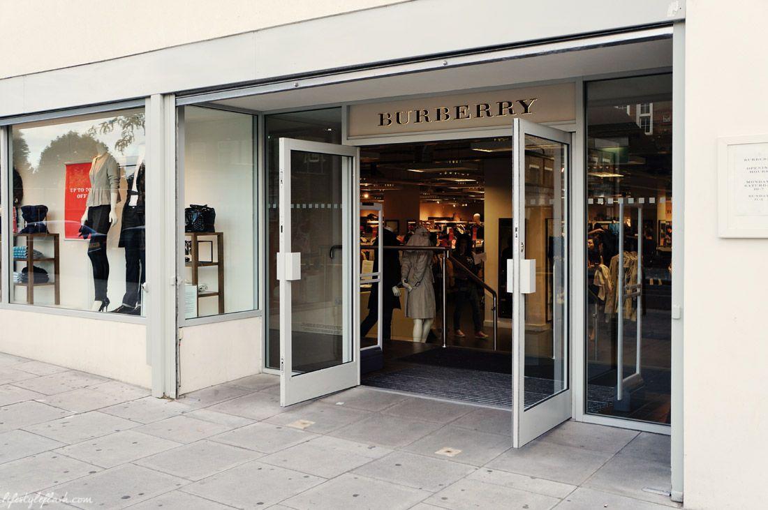competitive price 0cb34 9a045 London's best kept fashion secret: the Burberry Factory ...