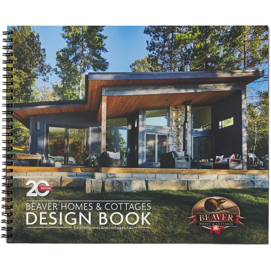HOME BUILDING CENTRE 2020 Beaver Homes & Cottages Design Book