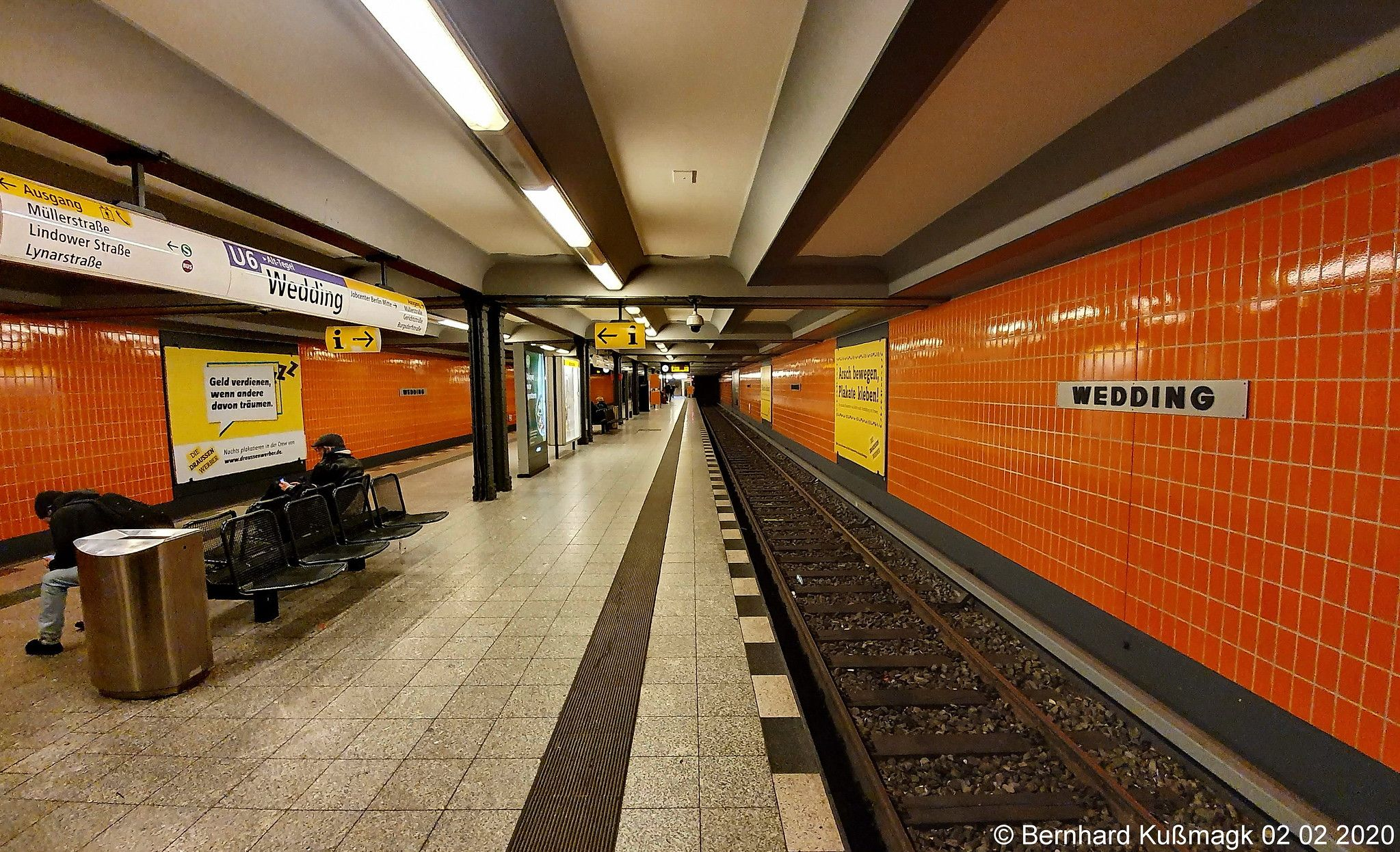 Europa Deutschland Berlin Mitte Wedding U Bahnhof Wedding U Bahn Linie U6 In 2020 Berlin Underground Train