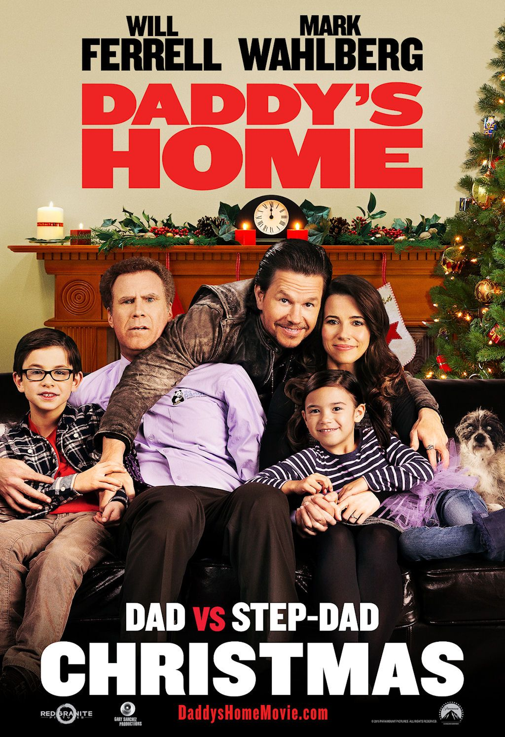 Daddys home movie poster no2 daddys home movie daddy