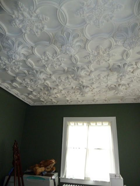 Breathtaking Decorative Plaster Ceiling Moulding
