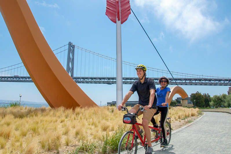 Mountain Bike Rental San Francisco