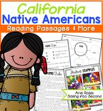 California Native American unit for 3-5th grades! Your kids will learn all about the tribes in an engaging informational text unit!