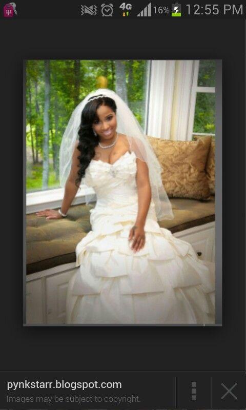 Toya Wright wedding dress Wedding Dresses Pinterest Toya