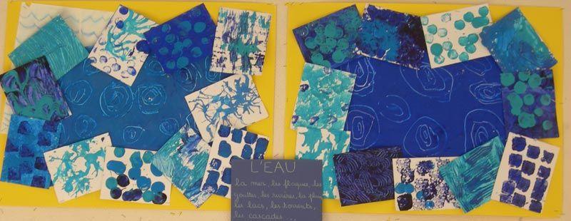 Exceptionnel eau en maternelle | projet mer | Pinterest | Maternelle, Eaux et  TJ72