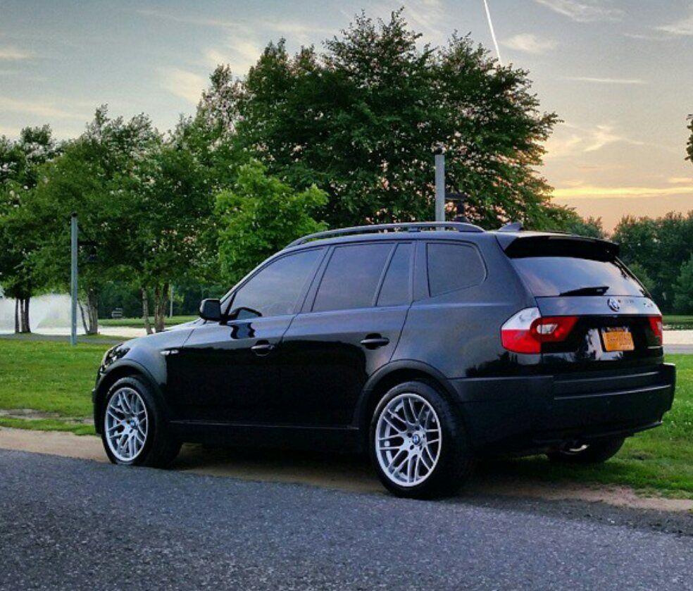 Bmw X3: BMW X3 E83 (2004-2010)