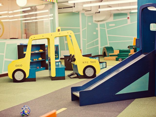 Inside Story: Where to Play Indoors in NYC | Indoor play