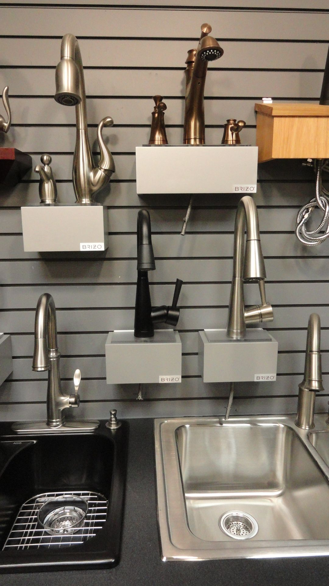 Brizo Faucets, Brizo Kitchen Faucets and Accessories in our Denver ...