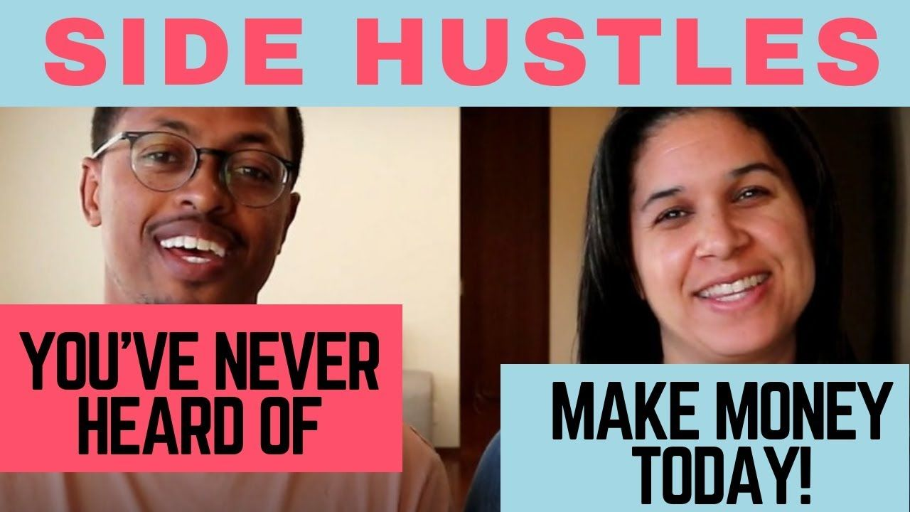 Creative Side Hustles that Youve Never Heard Of