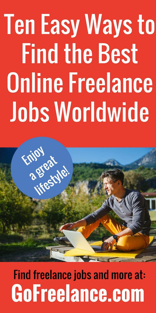 ten easy ways to the best online lance jobs lancing offers an enviable lifestyle working from home and making great money to take care of your family but to make it work you need a system for