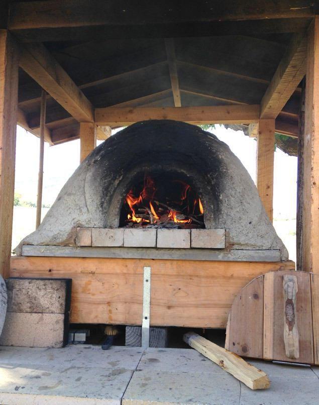 Como construir un horno de le a clay for Como hacer un horno de lena de hierro