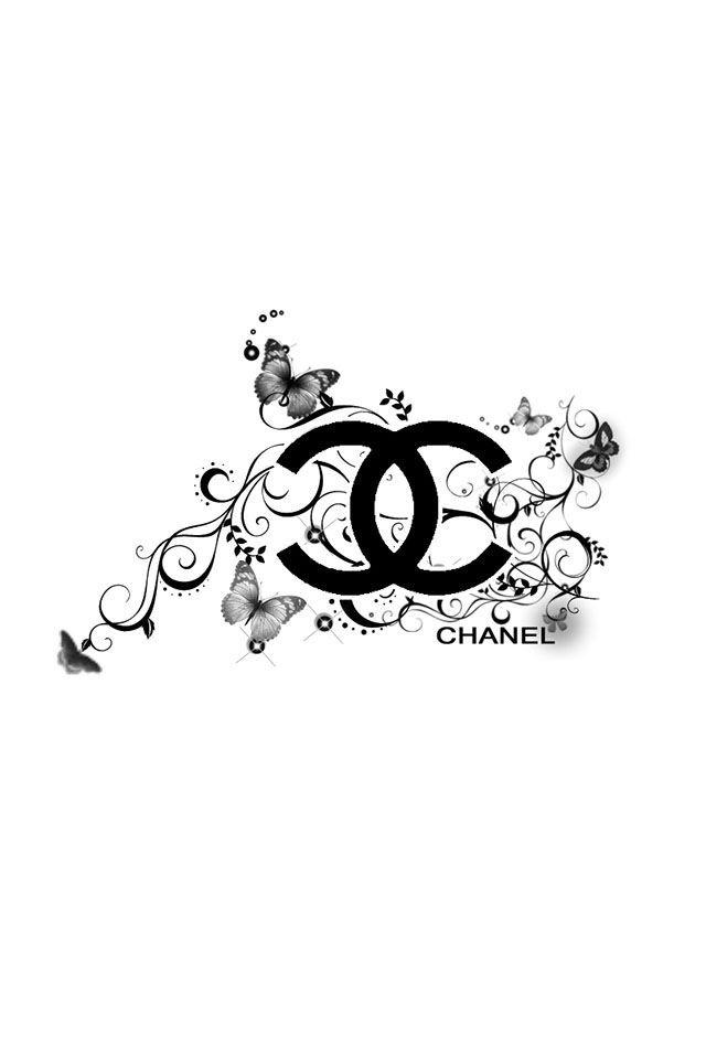 Chanel Tatouage Chanel Tableau Chanel Images Retro
