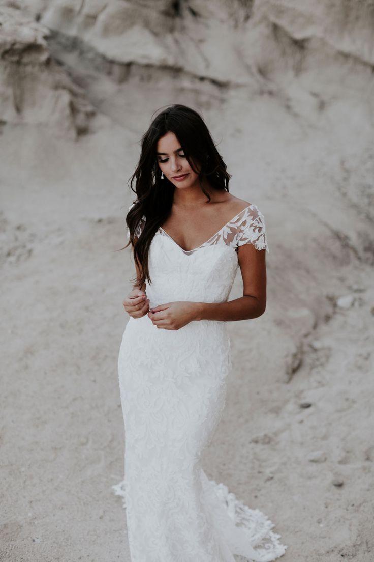 Beautiful Anna Campbell Wedding Dresses \'Wild at Heart\' | 2018 ...