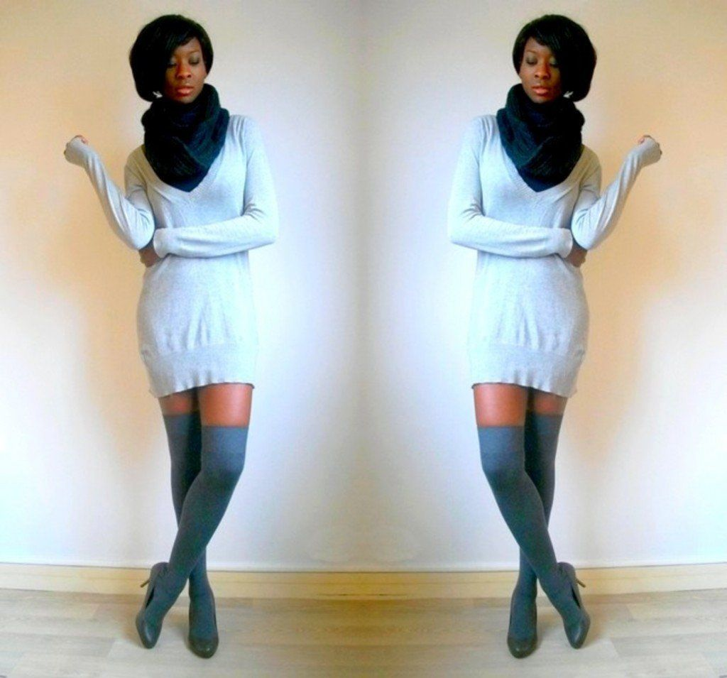 Chaussettes hautes | Chicisimo