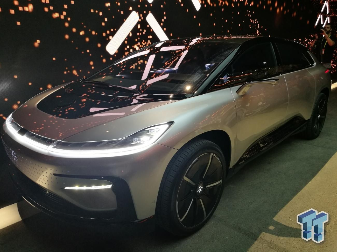 More Than 64 000 People Reserved Faraday Future S Ff 91 Faraday Future Car Instagram
