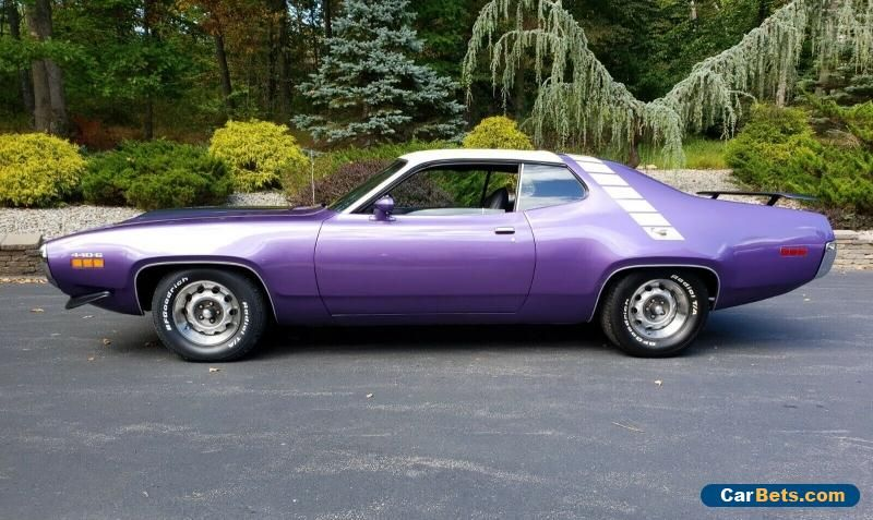 1971 Plymouth Road Runner Plymouth Roadrunner Forsale Canada Plymouth Roadrunner Cars For Sale Plymouth Muscle Cars