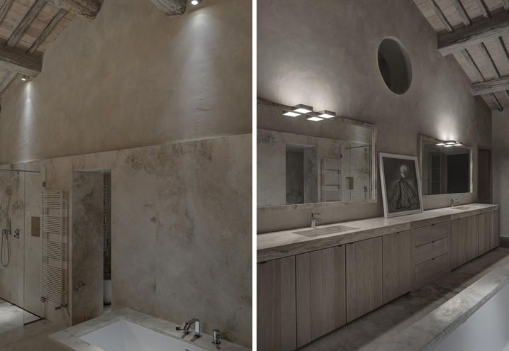 Antico Bagno ~ Casa di campagna in toscana nellantico mulino luce sala da bagno