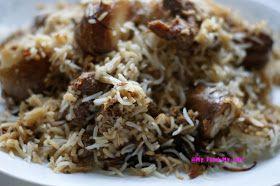 My Food My Life : My Favourite Recipe - Dhakai Kacchi Biryani