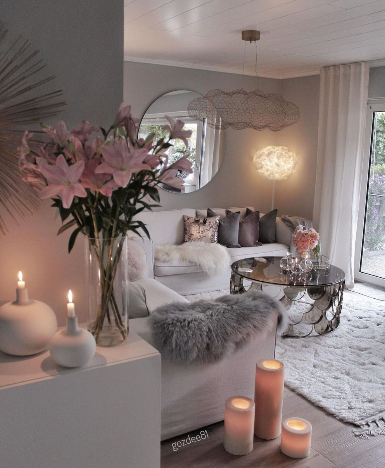 9 Budget Friendly Home Decor Hacks To Make Your Home Look Modern Zahrah Rose In 2021 Romantic Living Room Pink Living Room Decor Living Room Decor Inspiration Living room decor accessories