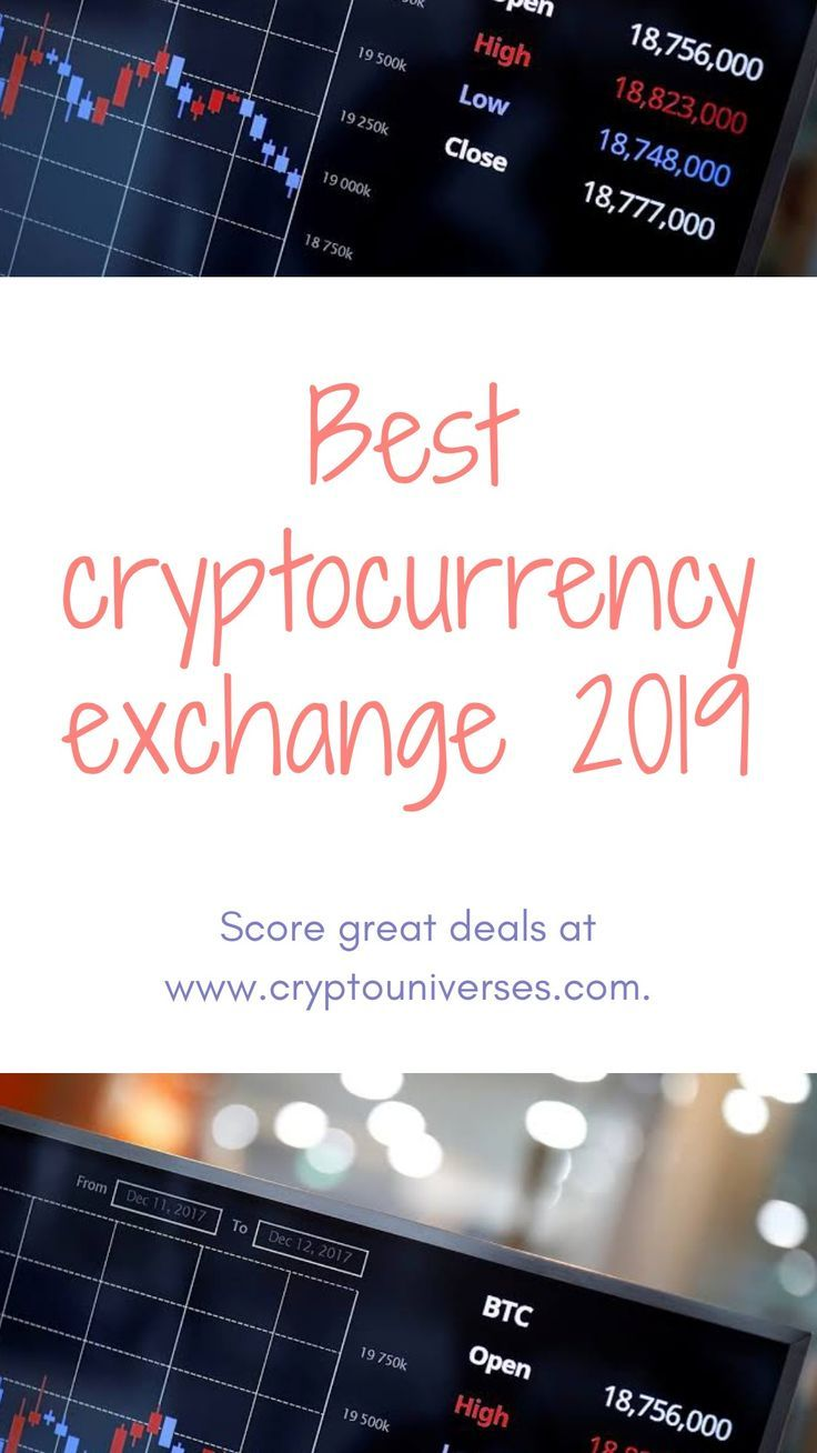 Best cryptocurrency exchange 2019 Best cryptocurrency